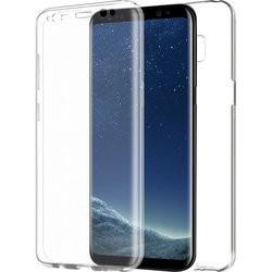OEM Front & Back Σιλικόνης Διάφανο (Galaxy S8) 100.0218
