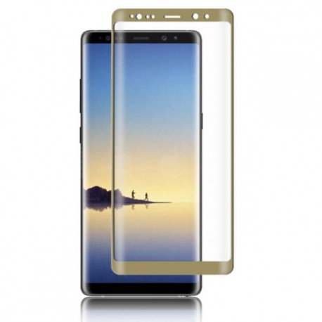 OEM TEMPERED GLASS ΓΙΑ SAMSUNG NOTE 8 GOLD GL171