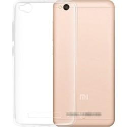 OEM Back Cover Σιλικόνης 0.3mm Διάφανο (Xiaomi Redmi 4a) 100.0248