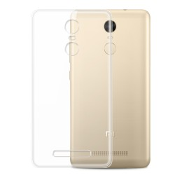 OEM BACK COVER TPU TRANSPARENT (XIAOMI RED MI NOTE 5) 100.0251