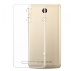OEM BACK COVER TPU TRANSPARENT  (XIAOMI RED MI NOTE 5A PRIME) 100.0252
