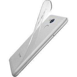 OEM Back Cover Σιλικόνης Διάφανο (Huawei Honor 6a) 100.0260