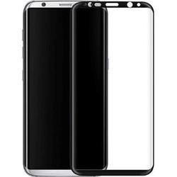 Full Cover Tempered Glass 0.33mm Για Samsung S8 PLUS ΜΑΥΡΟ GL178