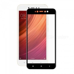 Tempered Glass (Full Cover) 9H 0.3mm for Xiaomi Redmi Note 5 Black  GL191