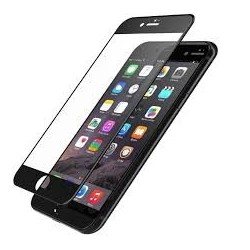 Tempered Glass for Iphone 8 Plus 5D Full Cover Black GL212