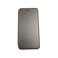 OEM FLIP BOOK CASE ΓΙΑ SAMSUNG GALAXY S8 PLUS GREY 1744-S8P-04
