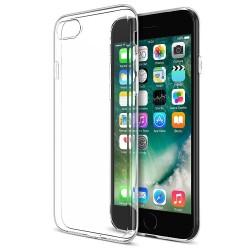 OEM Back Cover Σιλικόνης 0.3mm Διάφανο (Iphone 7/8 PLUS) 100.0241