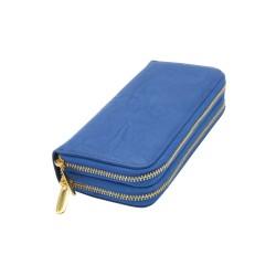 Πορτοφόλι μπλέ διπλό 963 OEM