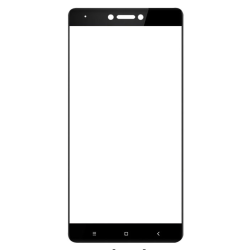 Full Cover Tempered Glass 0.33mm Για Xiaomi RedMi Note 4X (Snapdragon) ΜΑΥΡΟ GL186