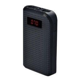 Power Bank REMAX - PRODA POWER SERIES 10000 mAh PPL-11 black Power Bank REMAX