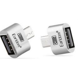 OEM  Micro Usb male - USB female (ET-TC02)