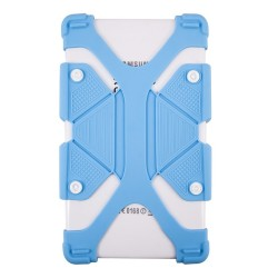 "UNIVERSAL 7.9""- 9"" SILICONE TABLET BLUE CASE UN221"