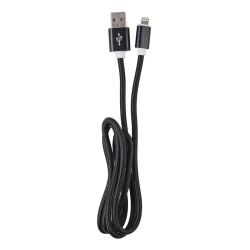 OEM  ΚΑΛΩΔΙΟ REGULAR USB TO LIGHTNING BLACK 1m 3877