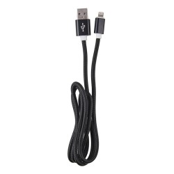 OEM ΚΑΛΩΔΙΟ REGULAR USB TO LIGHTNING BLACK 1m 3877
